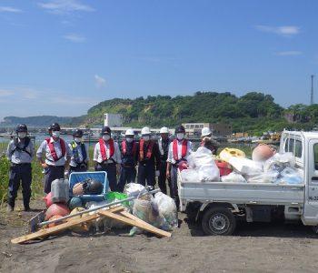 【SDGs 海岸清掃活動 登別漁港】2021年7月20日